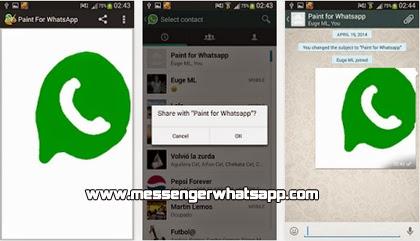Crea memes y dibuja con Paint para WhatsApp