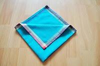 Cone Napkin Folding #1