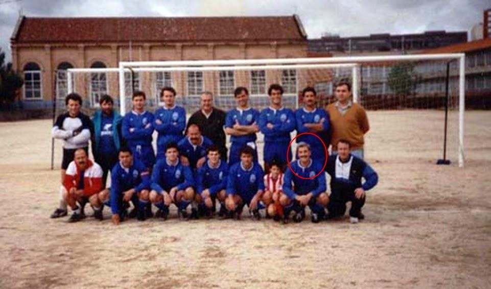 El Deporte Rey - Alfonsoyamigos