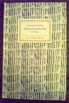 Insel Taschenbuch Böll Im Tal der donnernden Hufe