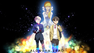 Aldnoah.Zero BD 1-24 Sub Indo - Tamat
