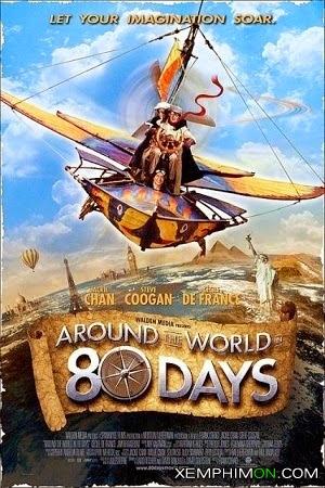 80 Ngày Vòng Quanh Thế Giới HD Vietsub Lồng tiếng