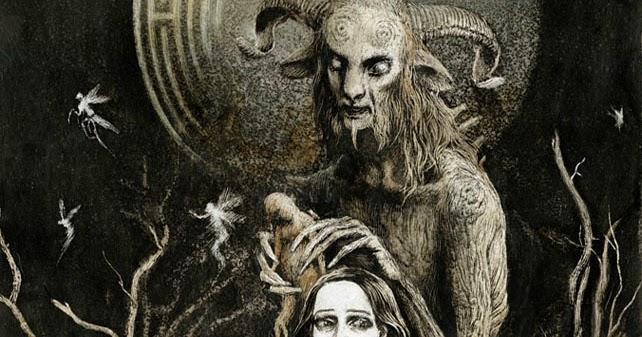 Fascination With Fear DARK ARTS Spotlight On Santiago Caruso
