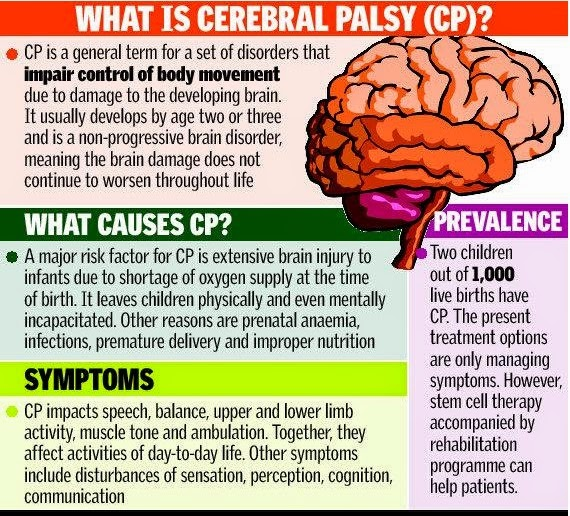 an introduction to the brain disorder of cerebral palsy
