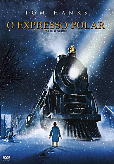 Filme O Expresso Polar Dublado AVI DVDRip