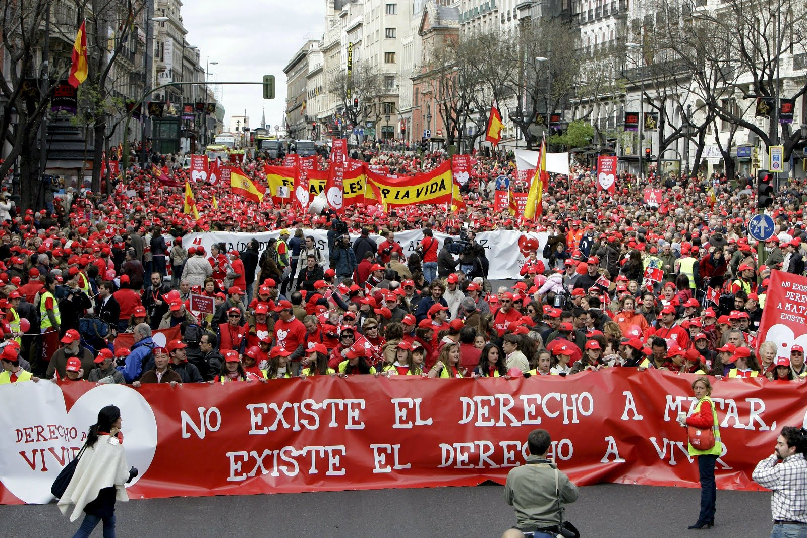 Spaniards against Abortion