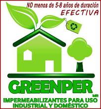 IMPERMEABILIZANTES GREEN PER