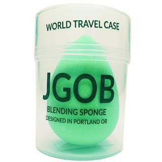 Neon Green Applicator Makeup Sponge by JGOB