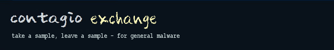contagio malware exchange