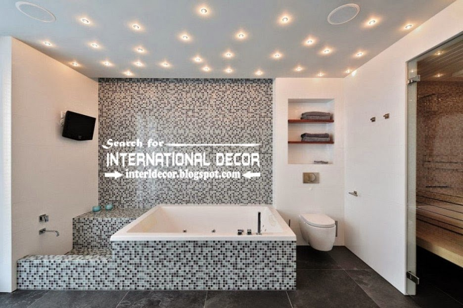 31 Lastest Bathroom Lighting Ideas Ceiling | eyagci.com