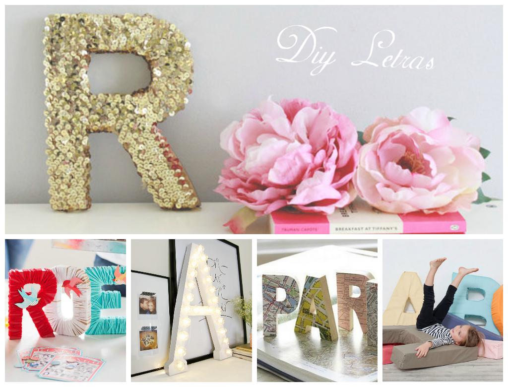 A b c diy letras miss peguitos blog para mam s 2 0 diy - Letras de decoracion ...