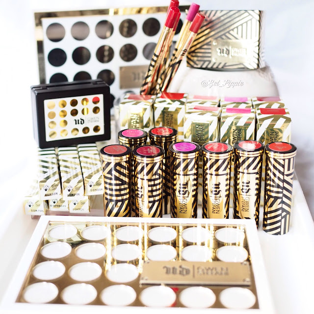 Urban Decay #UDxGwen Gwen Stefani Collection - Full Packaging