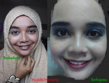 review raily collagen cc cream, foundation terbaik, cc cream terbaik, foundation tak cair