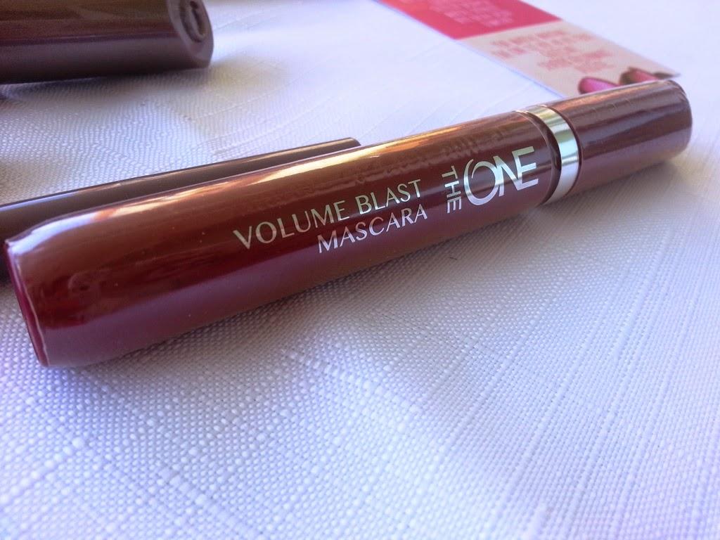 Volume blast mascara rimel