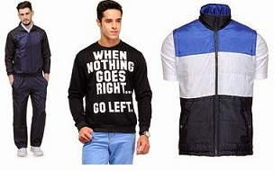 Buy 1 Get 1 Free Offer on Winter Wears @ Yepme (Track Suits, Sweater, Sweat Shirts, Half Jackets & more) + Extra 25% off, if make online payment