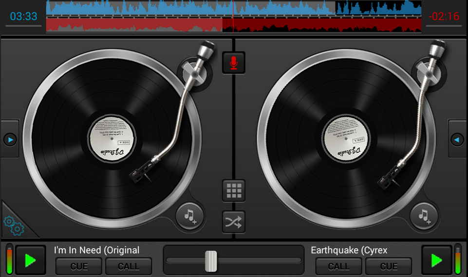 Aplikasi DJ Studio Android