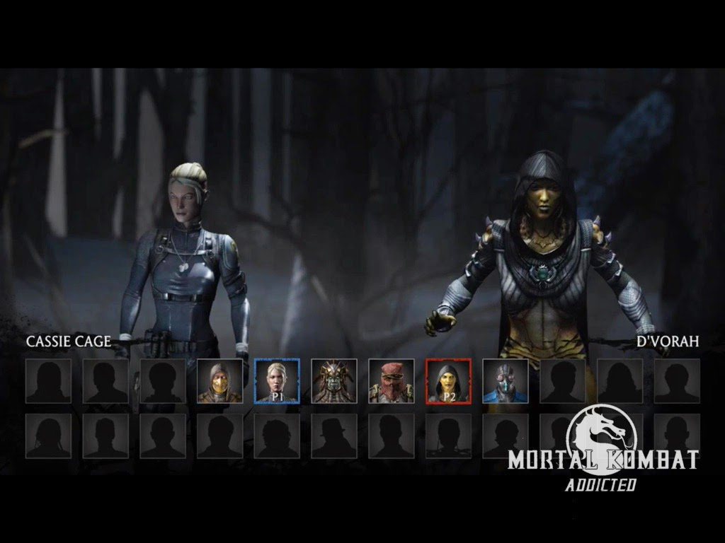 Mortal Kombat X: BLAZE Easter Egg/Cameo Appearance and The ...