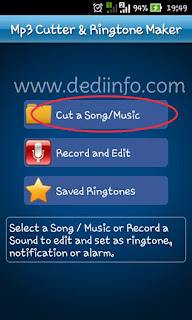Potong mp3 di android