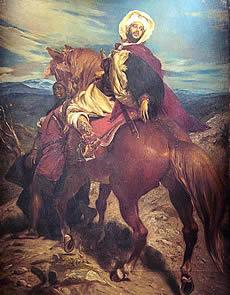 Boabdil (Muhammad XI) - Last Muslim Ruler in Spain