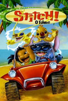 Stitch!: O Filme Torrent - WEB-DL 720p Dublado