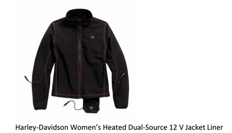 harley davidson heated jacket liner instructions