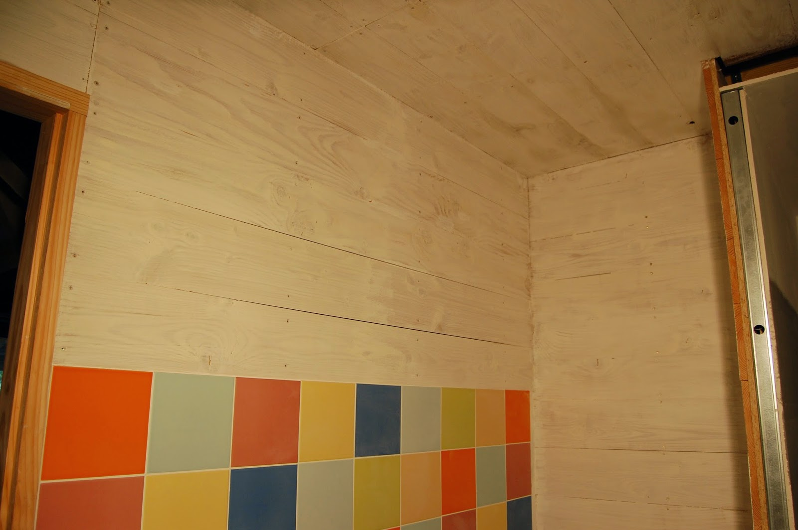 2013 une ann e entre paillenth se salle de bains 3 4 - Carre blanc chaux ...