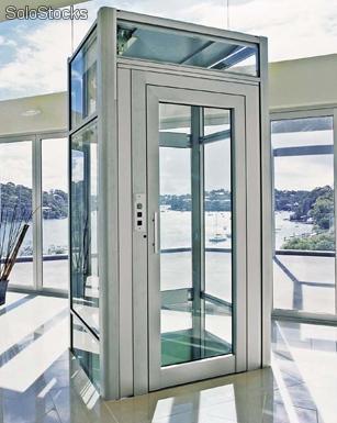 Marzua ascensores para viviendas - Ascensores para viviendas unifamiliares ...