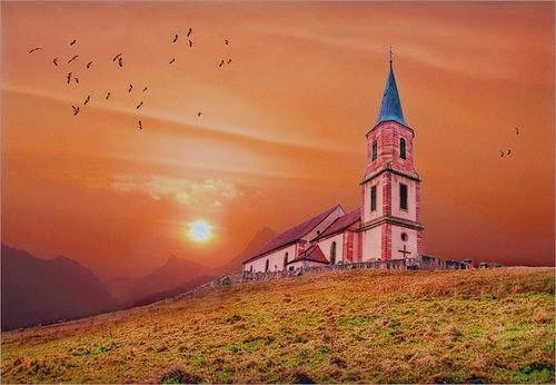 O lugar que Deus escolheu para habitar