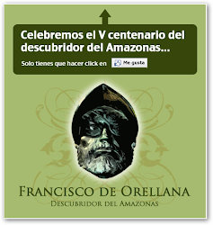 Francisco de Orellana está en Facebook.