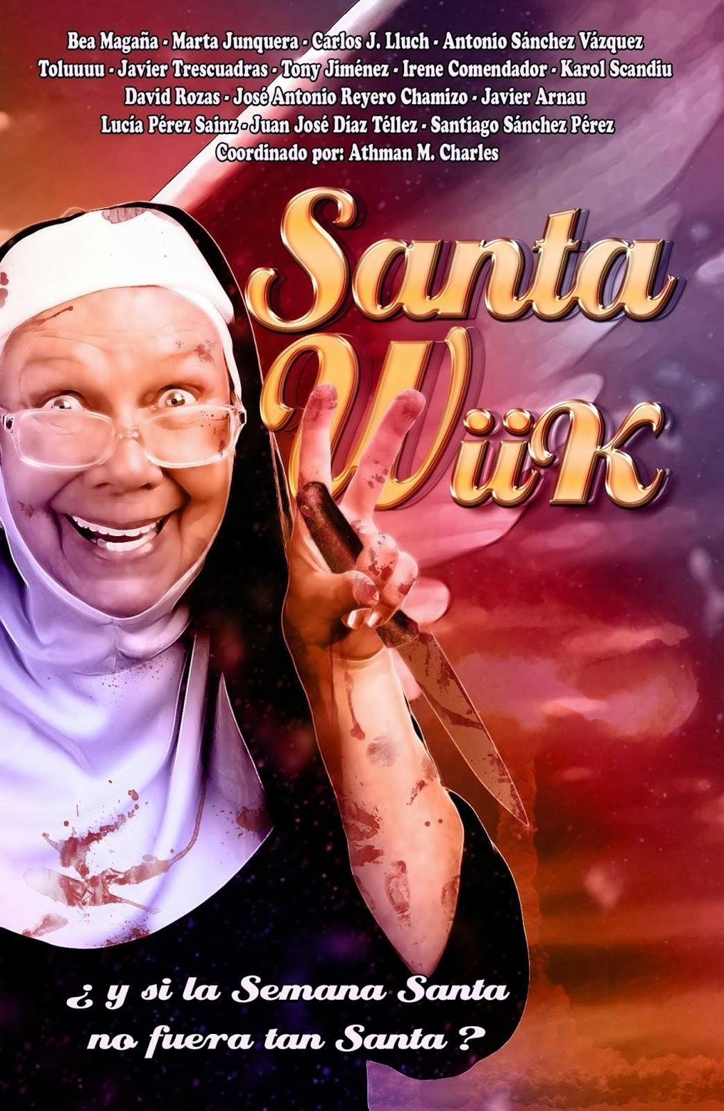 SANTA WIIK a la venta en amazon