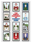 New for 2012: Forrest Gump Limited Edition Print