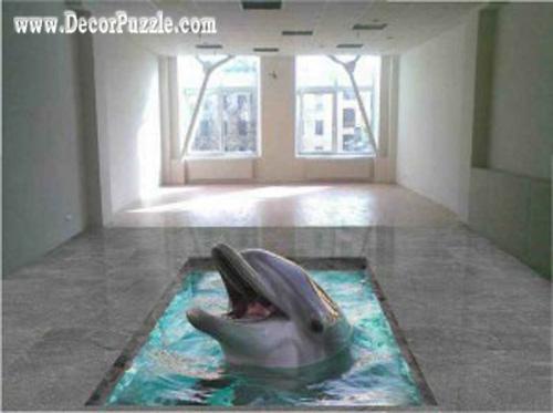 creative flooring ideas