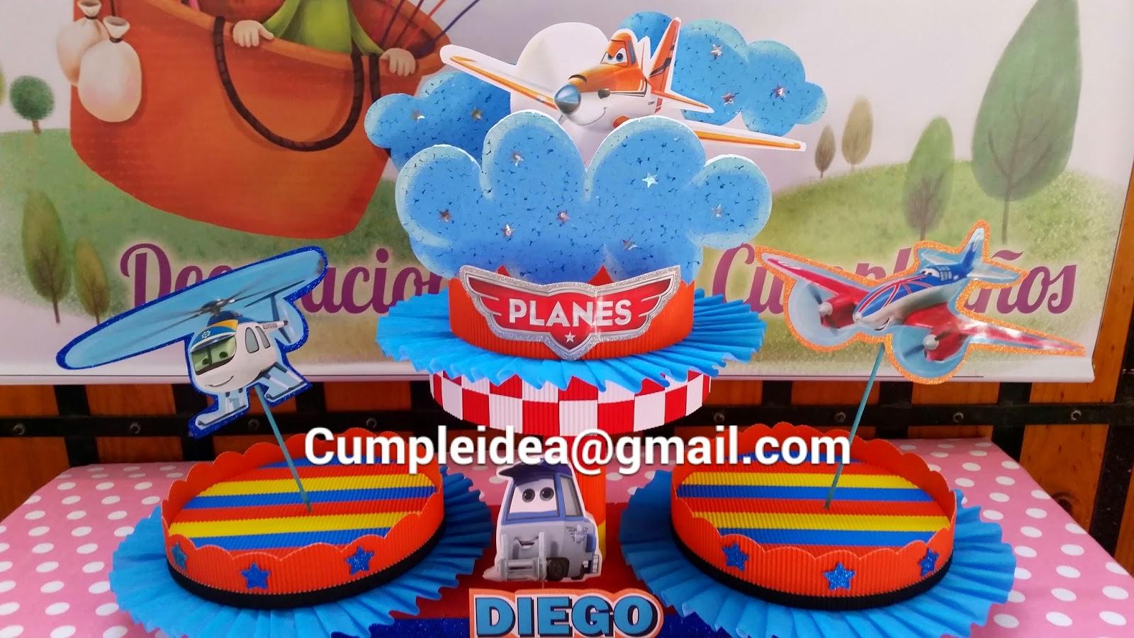 Decoraciones infantiles aviones for Decoraciones infantiles
