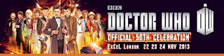 Doctor Who - 50 Year celebration review and cast interviews