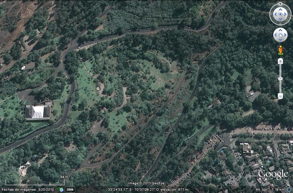 Observatorios patrimonio y paisaje rboles nativos para for Arboles nativos de colombia jardin botanico