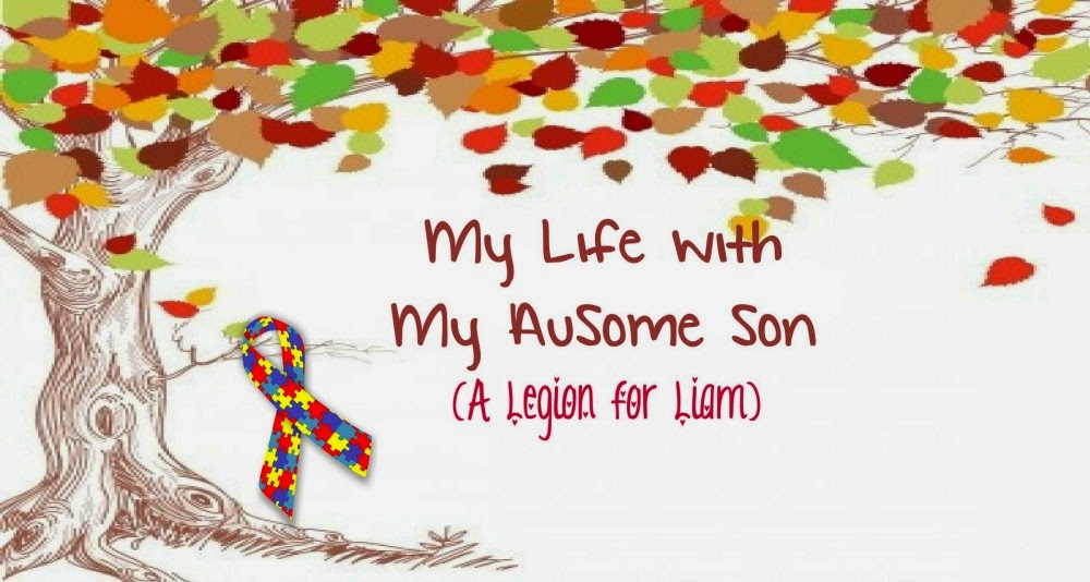 My Life with my AuSome Son