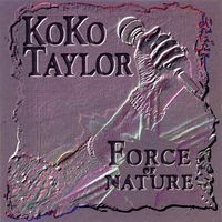 koko taylor - force of nature (1993)