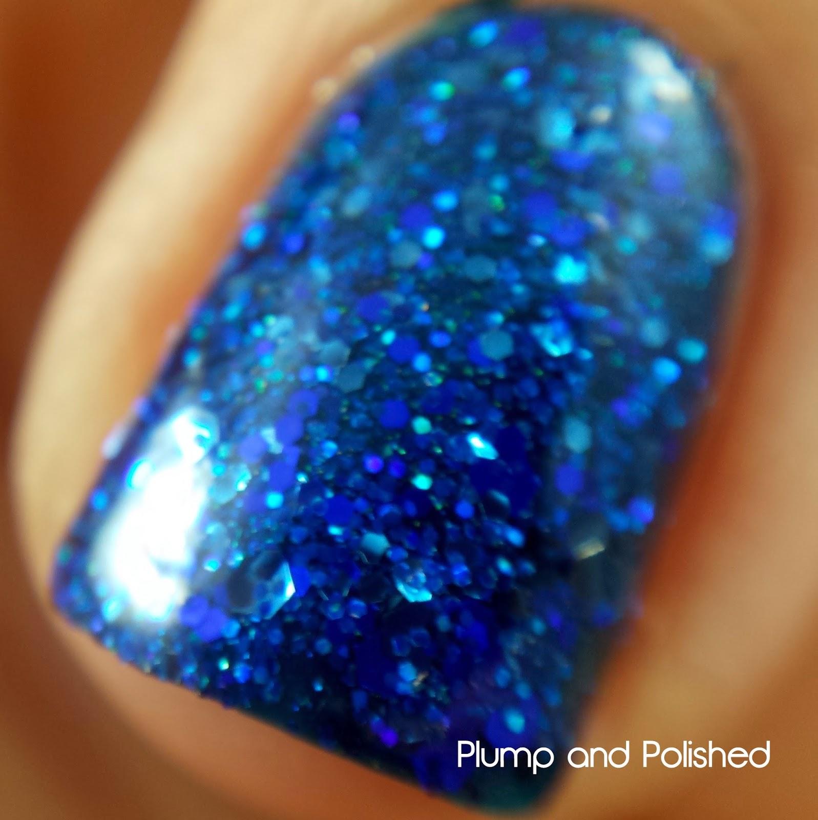 ellagee - Sparkling Gemstones: Crushed Sapphire