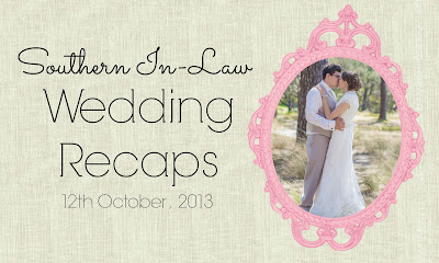 Wedding Recaps: The Southern In-Law Wedding