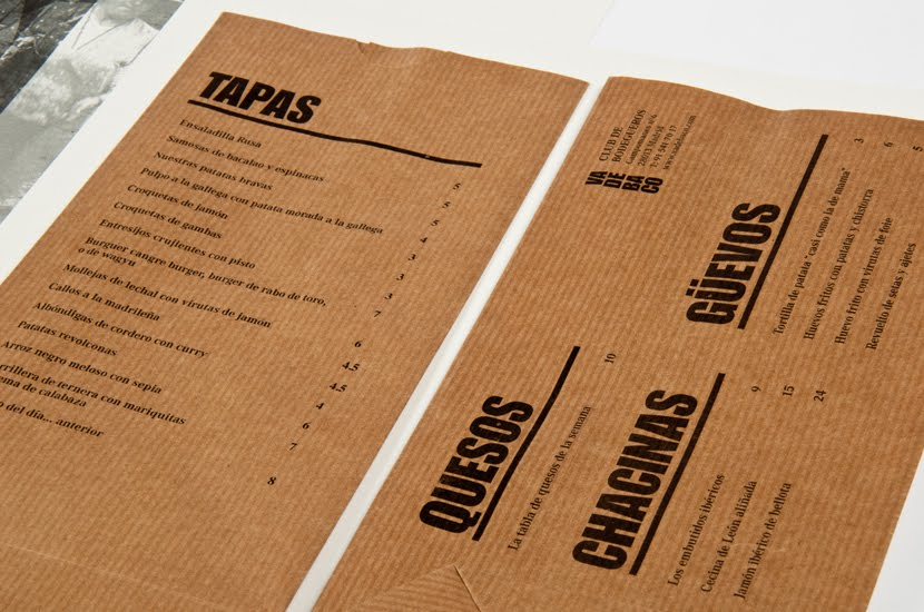 40 creative and beautiful restaurant menu designs