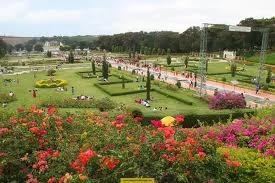 Brindavan Garden Mysore India