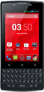 Harga Spesifikasi Haier Smartfren Andromax G2 Touch Qwerty
