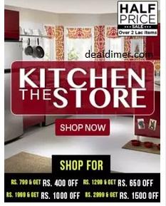 home-kitchen-half-price-sale-banner