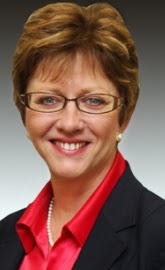The Honourable Diane Finley, Minister of Public Works and Government Services.
