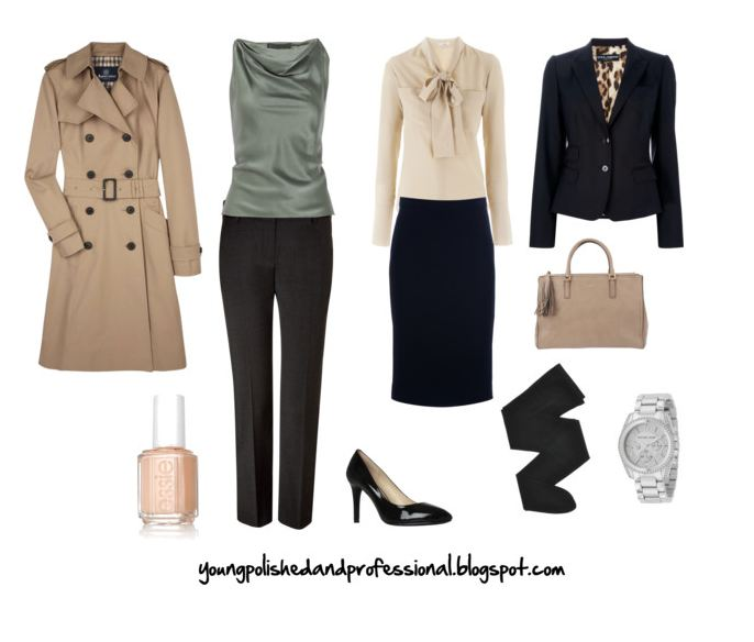 Business Professional Dress Attire for Women