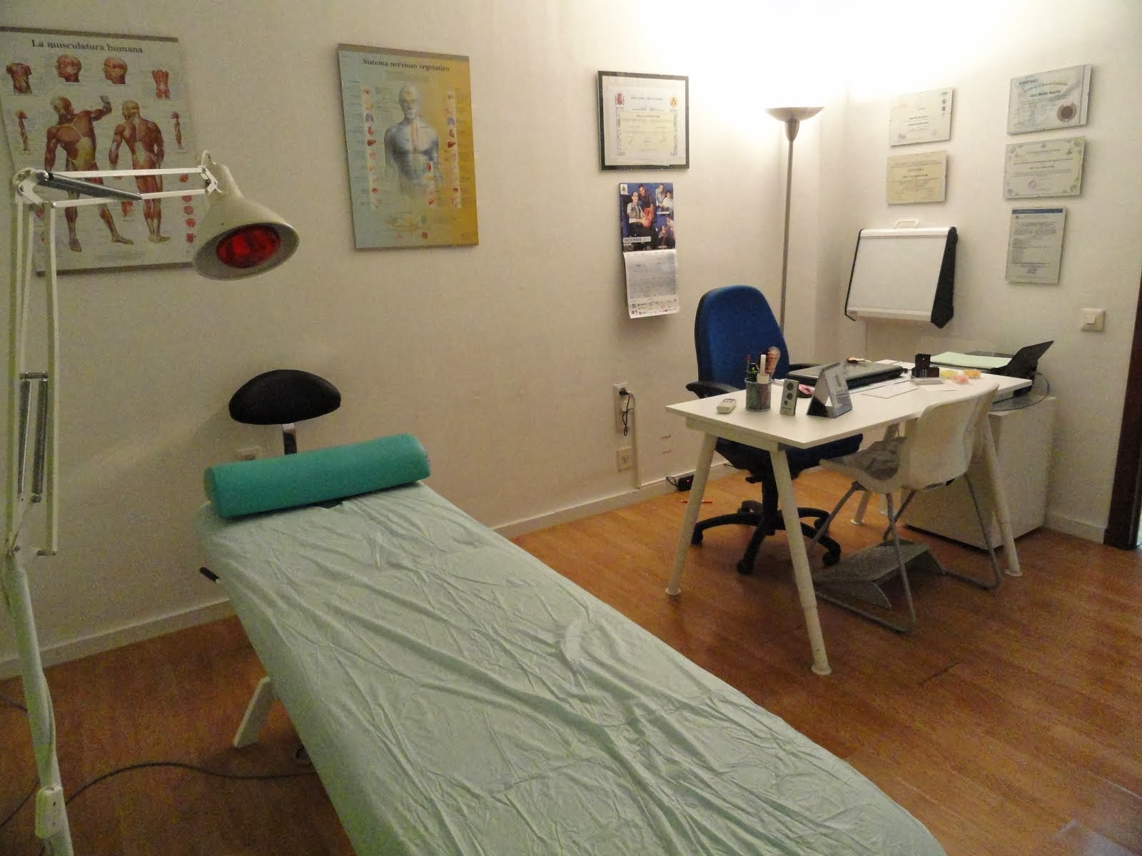 gabinete fisioterapia