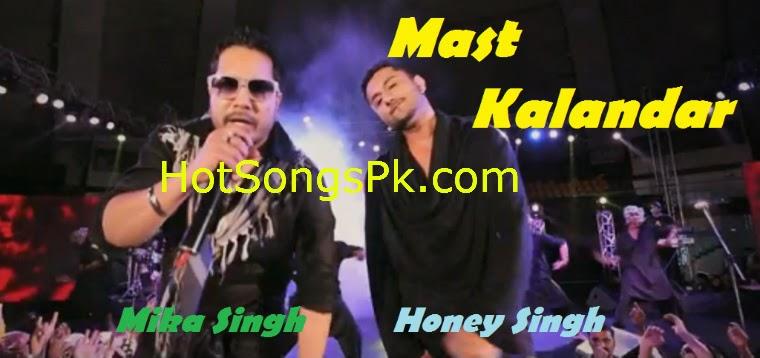 mast kalandar pk song