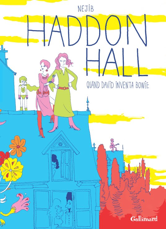 Haddon Hall===Quand David inventa Bowie