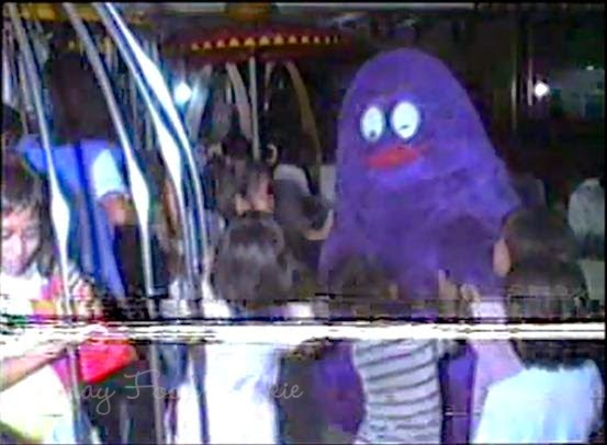Grimace mcdo campaign philippines