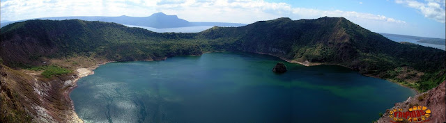 volcanic activity in Taal
